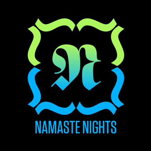 Namaste Nights - Logo Alt